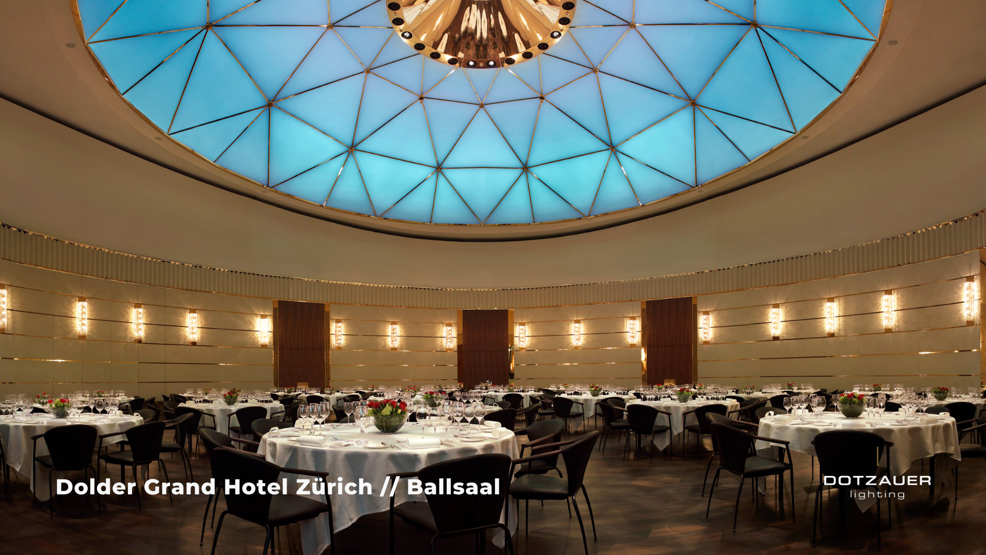 The Dolder Grand Hotel - Ballroom