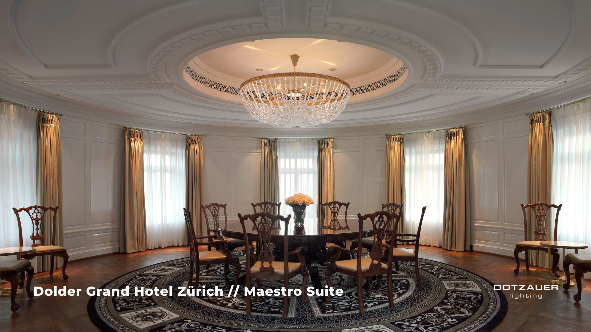 The Dolder Grand Hotel - Maestro Suite