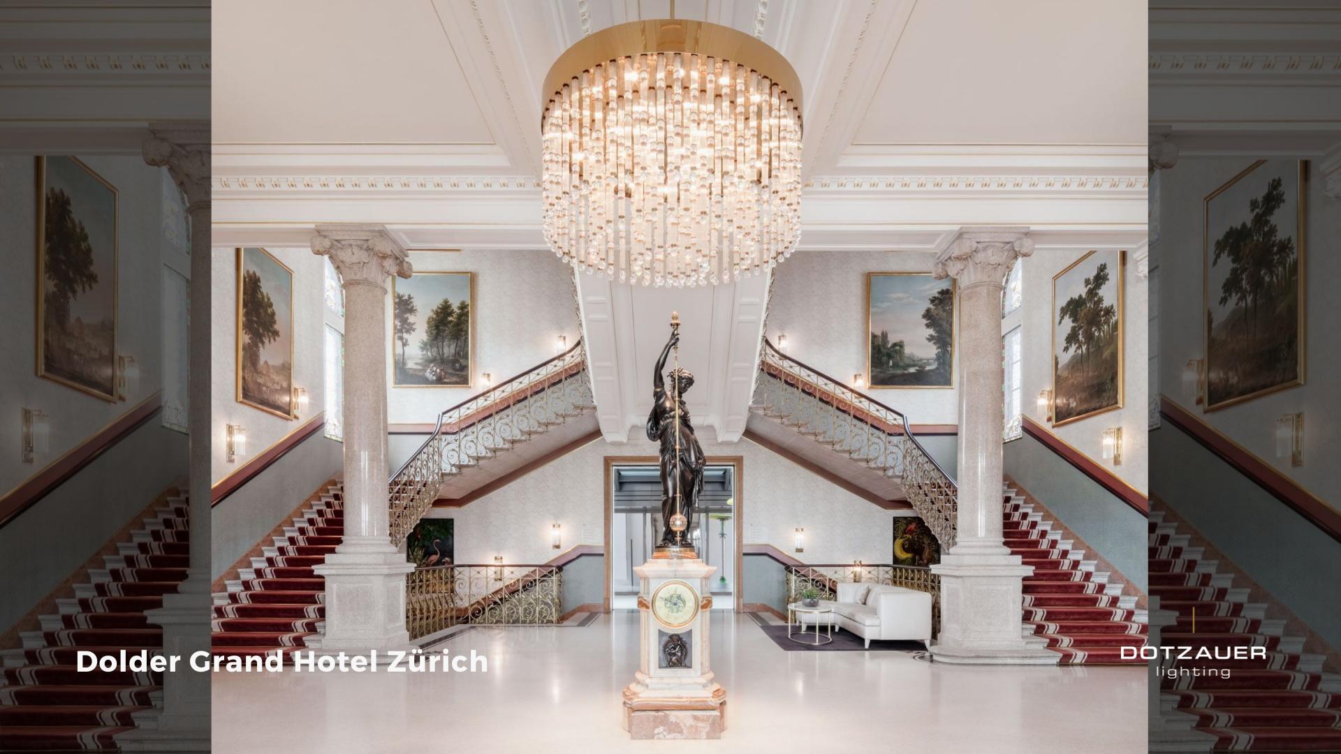 The Dolder Grand Hotel - Steinhalle
