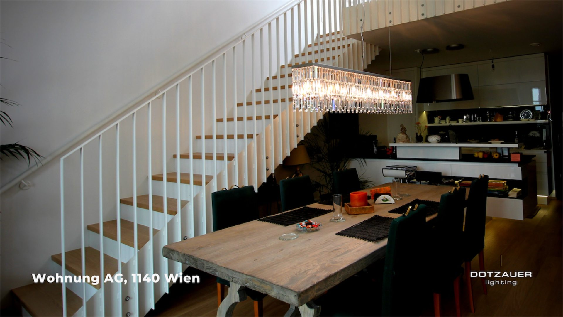 Leuchte für den Esstisch - Serie 4280 - Modell 4280 HL 123 - Hängeleuchte