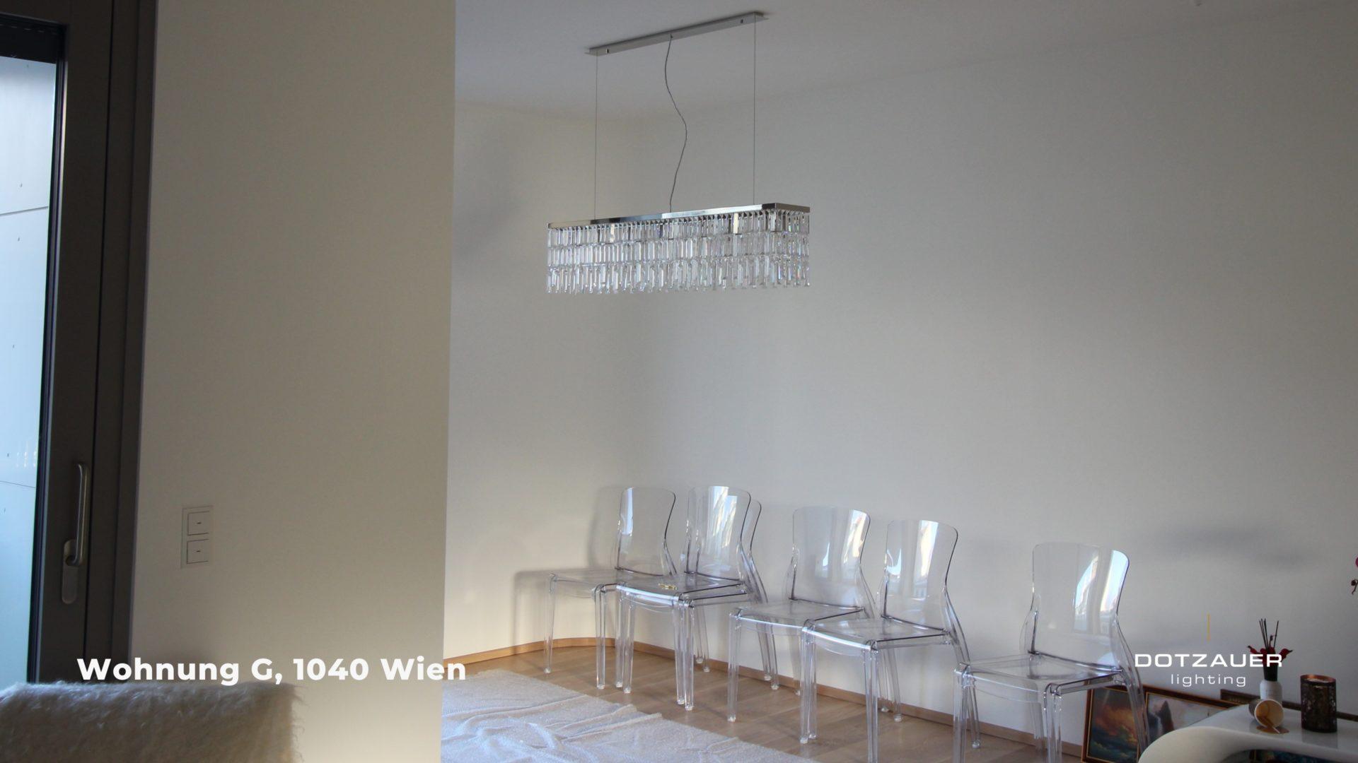 Licht für den Esstisch - Serie 4280 - Modell 4280 HL 123 - Hängeleuchte