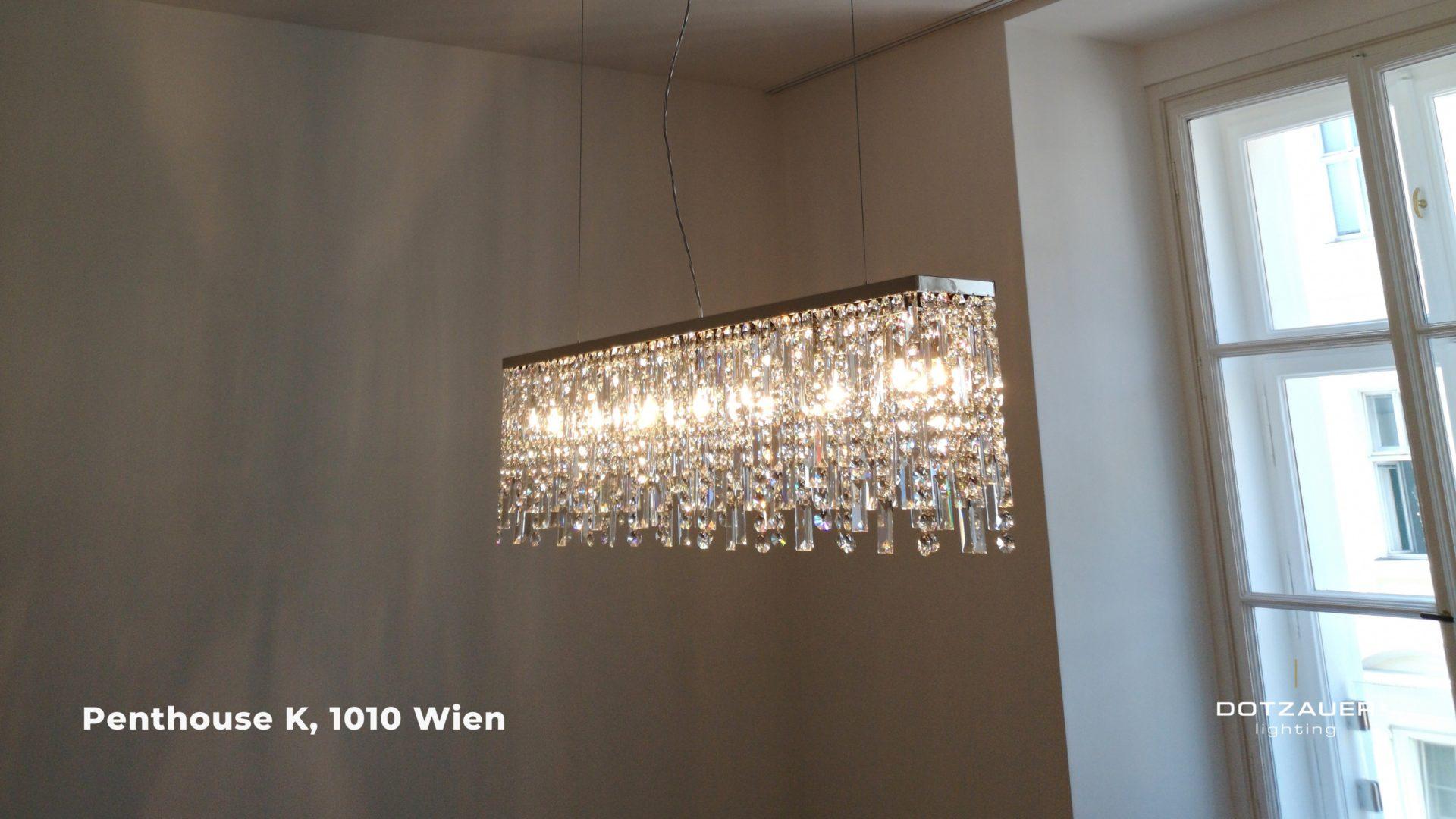 Licht für den Esstisch - Serie 4272 - Modell 4272 HL 123 - Hängeleuchte