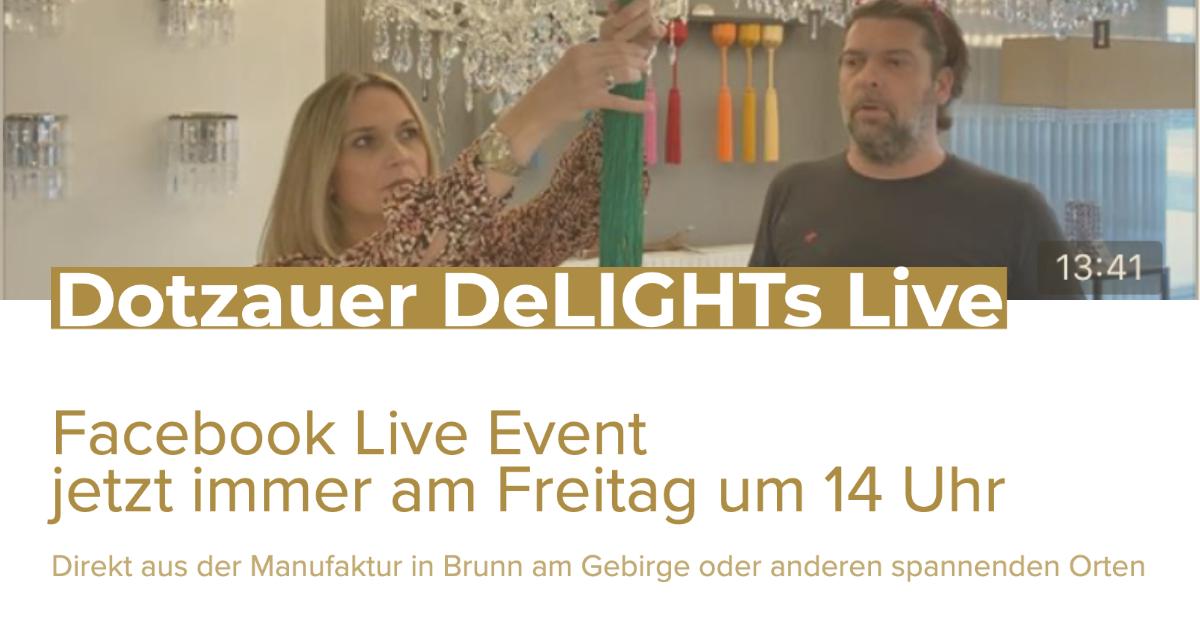 Dotzauer DeLIGHTs Live