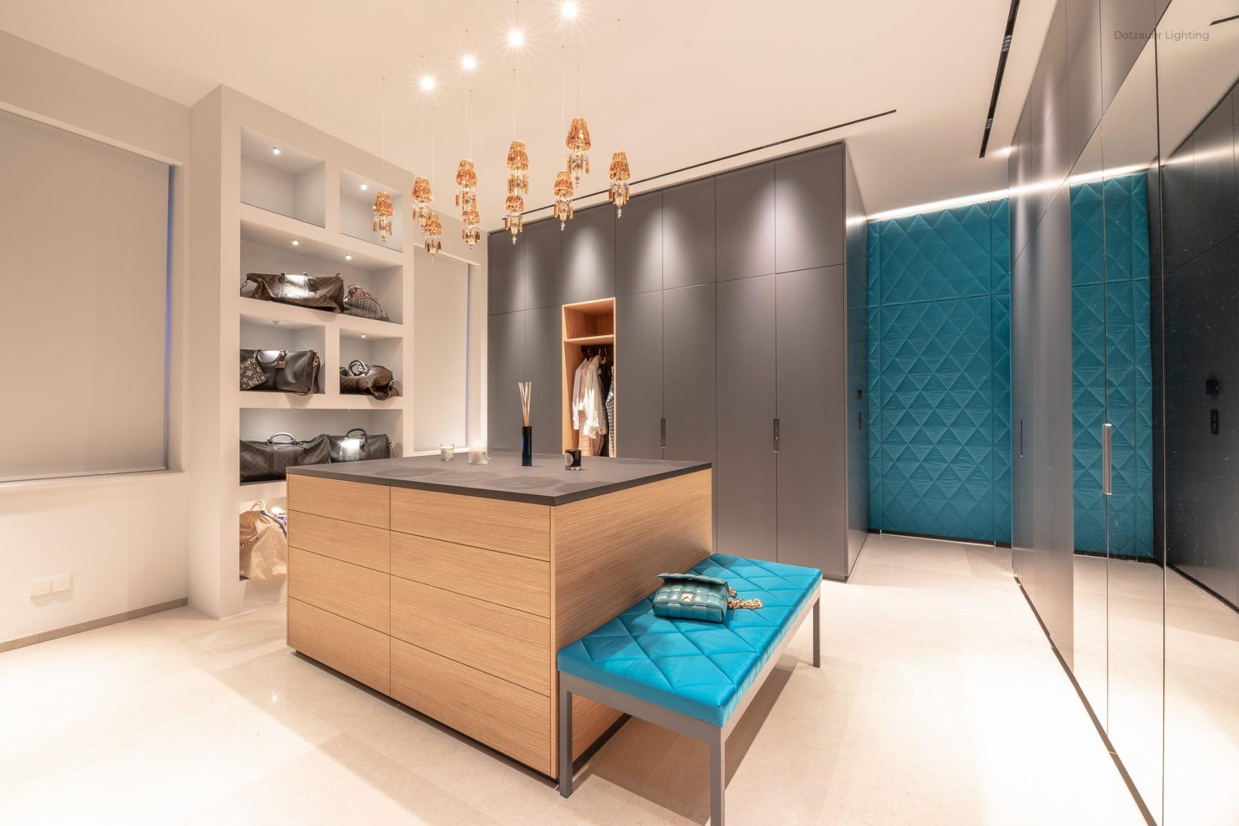 Wohnung K 1050 Wien - Licht by Alexander Magyar (Büro für Lichtplanung) - Lichtplanung für dekorative Leuchten