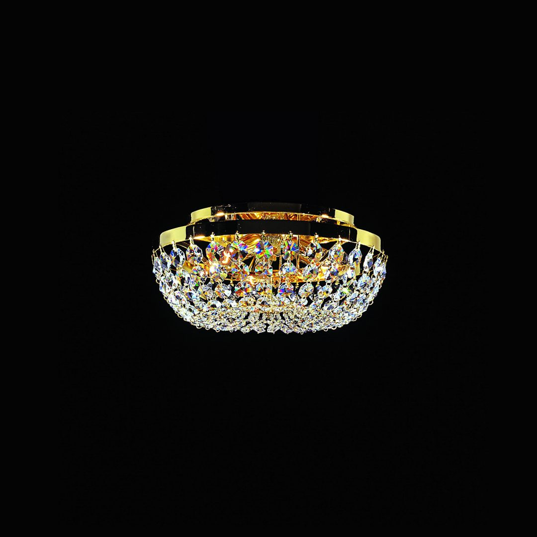 Deckeneleuchte Kristall 4161 DL 33